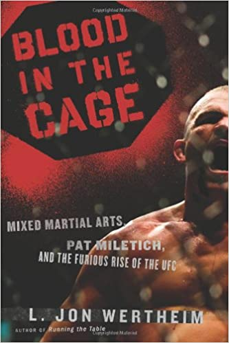 Blood In The Cage Mixed Martial Arts Pat Miletich And The Furious