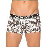 Mundo Unico Underwear Cotton Short Boxer Briefs Print Calzoncillos Para Hombres