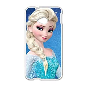 Frozen HTC One M7 Cell Phone Case White as a gift U0686916