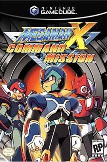 Mega Man X Command Mission - Gamecube (Megaman Ps2 For)