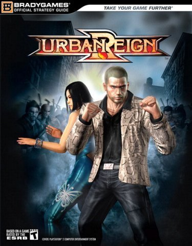 Urban Reign Official Strategy Guide Book