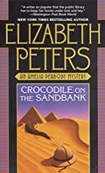 Crocodile on the Sandbank (Amelia Peabody Book 1)