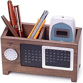 Pen Holders Gold Metal Pen Holder Box Case Organizer Office Home Desk Stationery Decor Office School Supplies Accessories Suitable For Men And Women Of All Ages In All Seasons