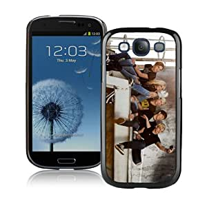 Beautiful And Unique Designed Case For Samsung Galaxy S3 With R5 Boy Band Black Phone Case