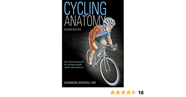 Cycling Anatomy (English Edition)
