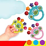 Baby Musical Toys - Hand Bell Developmental Toy by Coerni (I)