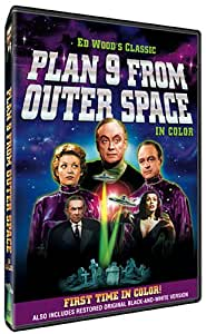 Plan 9 From Outer Space (Colorized)