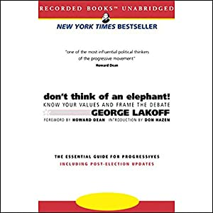 Don't Think of an Elephant! Audiobook