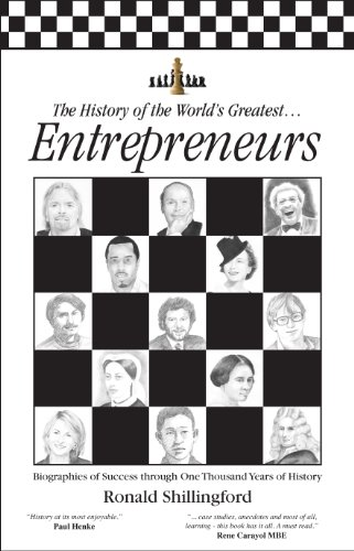 The History of the World's Greatest Entrepreneurs Vol IV Global Trailblazers (History of The World's Greatest Entrepreneurs Book 4)