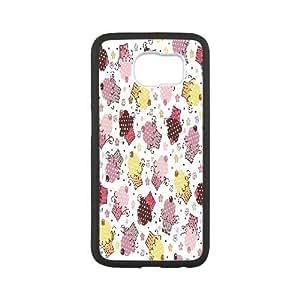 ice cream Custom Plastic Case for Samsung Galaxy S6 by Nickcase