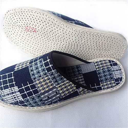 Le Fond H Les Stratifié La Main Modèle Chaussons Antidérapant Chinois Dur F A Intérieurs Chaussures National 39 Respirant De xFnqwvz