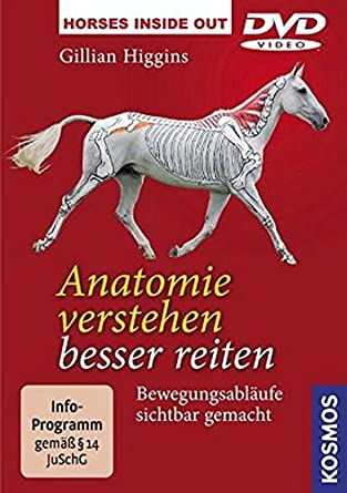 Anatomie verstehen - besser reiten: Amazon.de: Gillian Higgins: DVD ...
