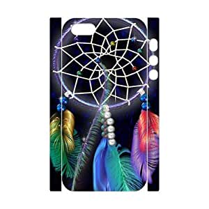 C-EUR Cell phone Protection Cover 3D Case Dream Catcher For Iphone 5,5S