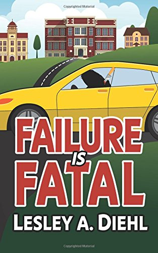 book cover of Failure Is Fatal