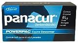 Intervet Panacur PowerPac Five 57 GMS Tubes Paste