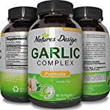 Are you looking for a natural way to care for your heart? Natures Design presents an odorless garlic and parsley supplement, made with the purest ingredients available. These highly potent garlic pills can help improve circulation, maintain cardiovas...