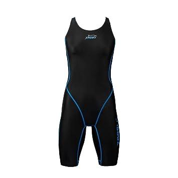 ZAOSU Wettkampf-Schwimmanzug Z-Black - Badeanzug für Mädchen und Damen,  Größe  b3752fe192