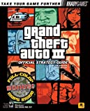 """Grand Theft Auto 3"""" Official Strategy Guide for the PC"""