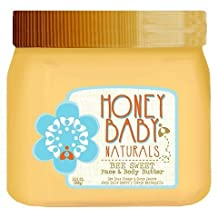 Honey Baby Bee Sweet Face Body Butter - 10.5 oz TRG