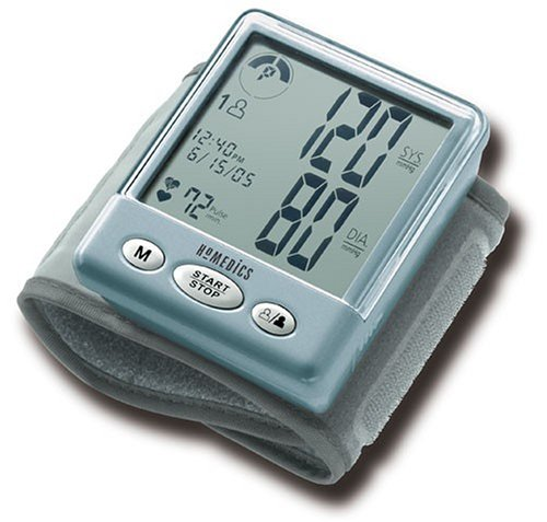 HoMedics BPW-200 TheraP Automatic Wrist Blood Pressure Monitor