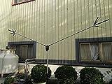 Harvest Wireless HFV5 5 Band 7/14/21/28/50 MHz (40m/20m/15m/10m/6m) Base Antenna