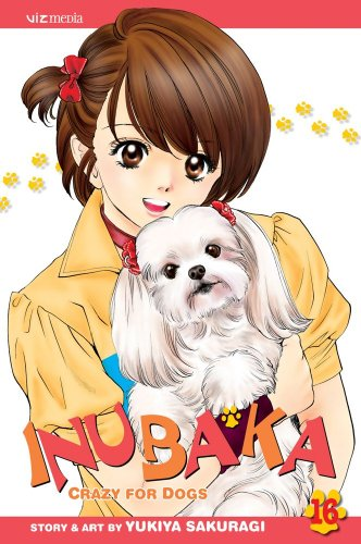 Inubaka: Crazy for Dogs, Vol. 16