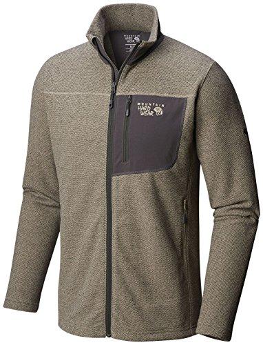 Mountain Hardwear Men's Toasty Twill Jacket Badlands Medium