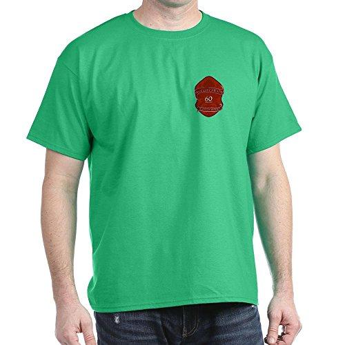 CafePress Maccutcheon Scotch Whisky 100% Cotton T-Shirt Kelly Green