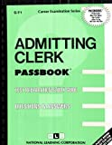 Admitting Clerk, Jack Rudman, 0837300711