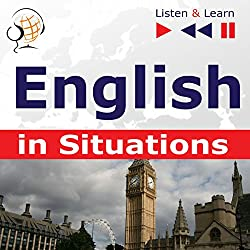English in Situations: A Month in Brighton / Holiday Travels / Business English / Grammar Tenses (Listen & Learn)