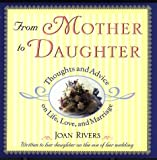 From Mother to Daughter, Joan Rivers, 1559724935