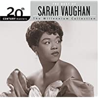 Vaughan, Sarah : Millennium Collection-20th Century Masters