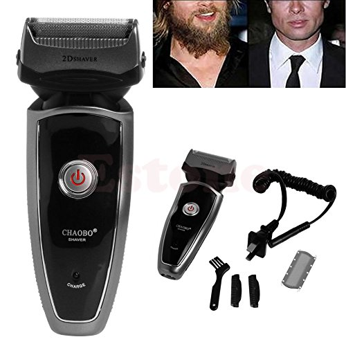 UNAKIM--Men's Rechargeable Cordless Razor Shaver Electric Groomer Double Edge Trimmer - New Stores Mall Florida