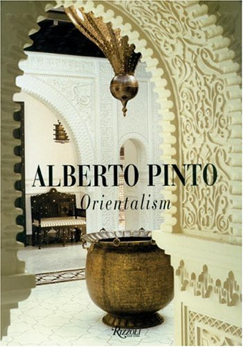 Alberto Pinto Orientalism by Rizzoli