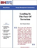 img - for Leading In The Face Of Terrorism book / textbook / text book