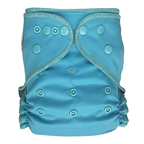 Tush Organic Cotton Fitted Diaper - 2