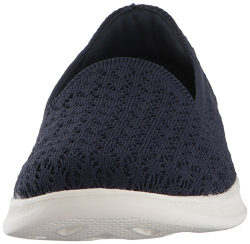 5 M Skechers Navy Lite Shoe Walking 14723 Step 9 Go Us Women's Performance vxqrwZPv1U