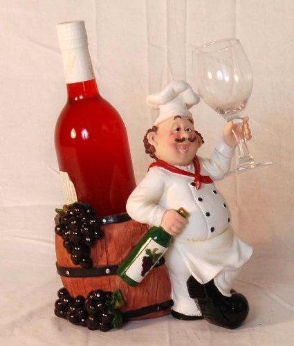 Chef Wine Holder - 4