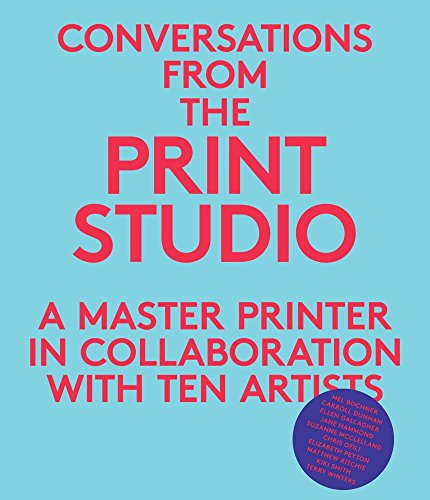 Conversations from the Print Studio: A Master Printer in Collaboration with Ten Artists (Yale University Art Gallery) (The Master Prints compare prices)