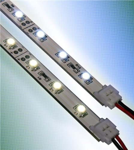 LED Lighting Modules 8.0mm X 480mm LED Warm White Light Bar