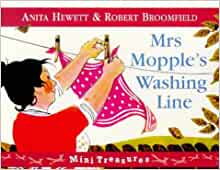 mrs mopple 39 s washing line mini treasure anita hewett. Black Bedroom Furniture Sets. Home Design Ideas