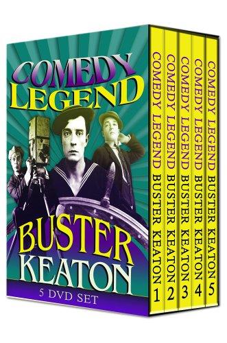 Comedy Legend - Buster Keaton (Best Buster Keaton Shorts)