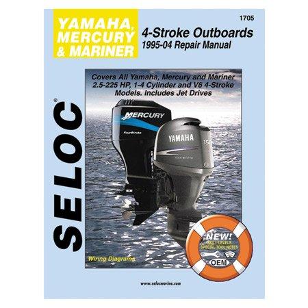 (Seloc Marine Outboard Repair Manuals for Yamaha '95 - '04)