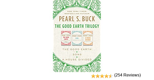 com pearl s buck books biography blog audiobooks kindle the good earth trilogy the good earth sons and a house divided