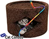 Cat Cave Color: Brown, My Pet Supplies
