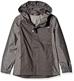 The North Face Waterproof Reflective Resolve Boy's Outdoor Jacket, Grey (Graphite Grey), X-Small