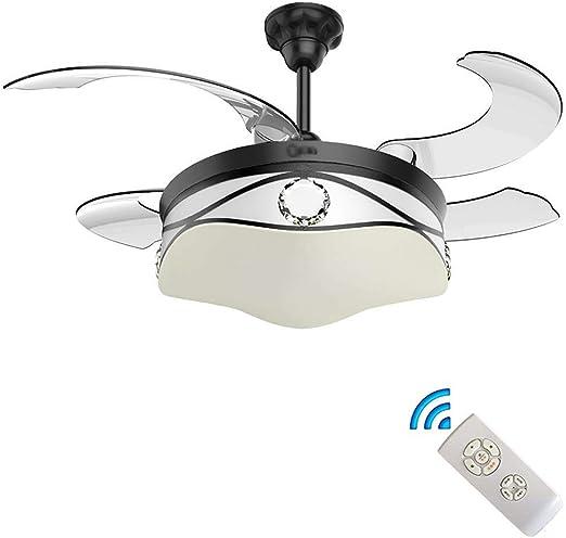 BPTCHP Invisible Light Ventilador/luz de Techo Habitación Sala ...