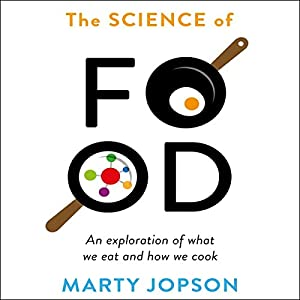 The Science of Food Audiobook