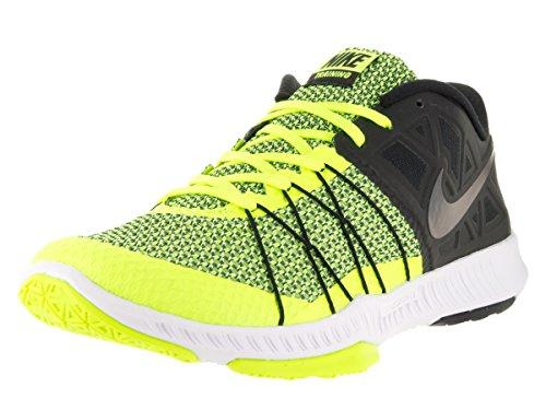Shoe Incredibly Fast Zoom Black Nike Train Black Training Men's White Volt xYwaOatnqR