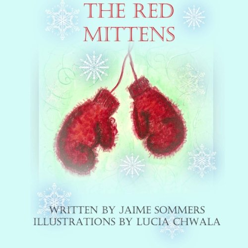 Red Mittens Jaime Sommers product image